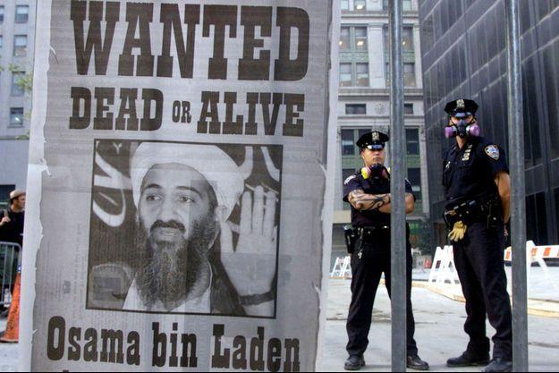 Après les attentats du 11 septembre 2001, la chasse à l'homme pouvait commencer.