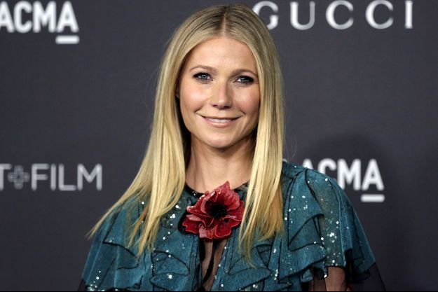 Gwyneth Paltrow au gala LACMA Art + Film à Los Angeles, le 7 novembre dernier.