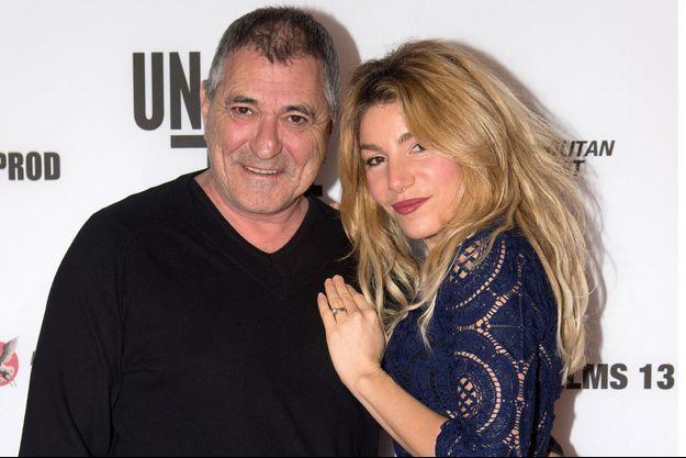 Jean-Marie Bigard et Lola Marois, le 23 novembre 2015