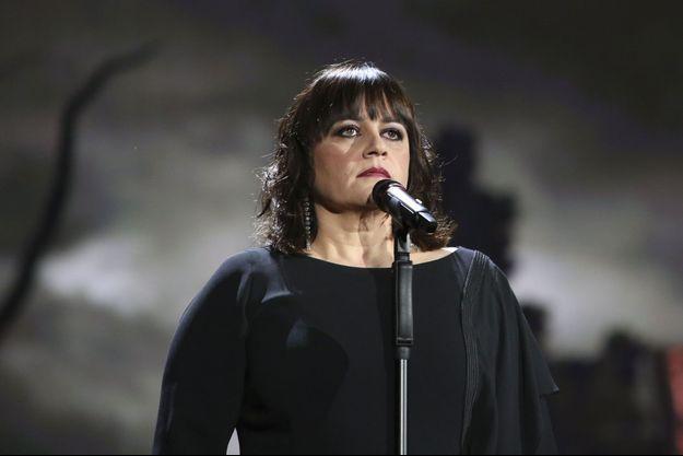 Lisa Angell, la candidate de la France à l'Eurovision 2015, est arrivée à la 25ème place.