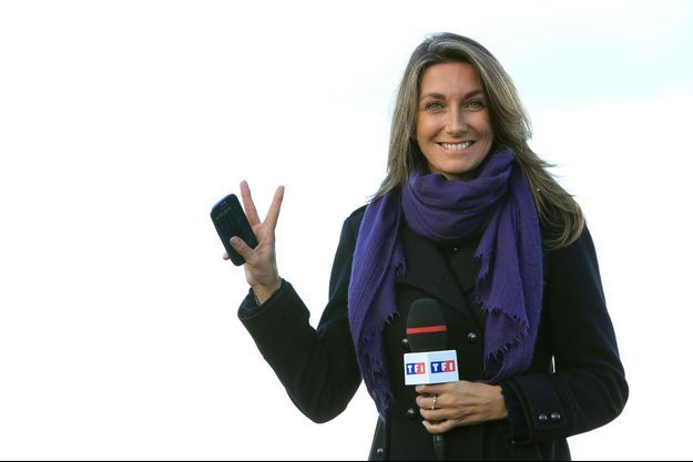 Anne-Claire Coudray en 2013.