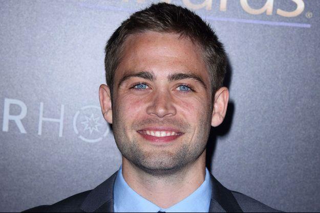 Cody Walker, le frère de Paul Walker, fait ses débuts au cinéma.