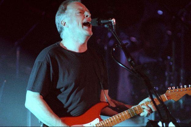 David Gilmour est le guitariste des Pink Floyd depuis les débuts du groupe.