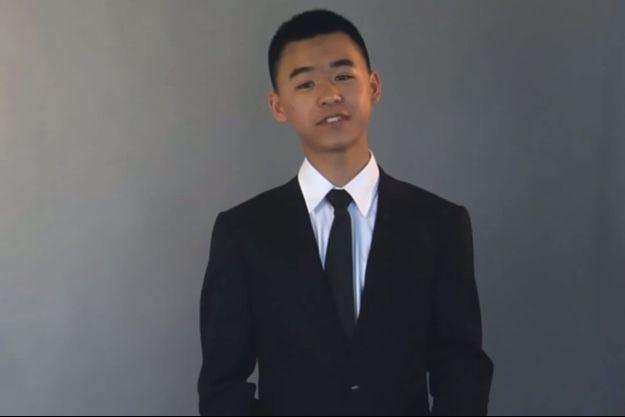 Raymond Wang vient de gagner le Prix Nobel des ados.