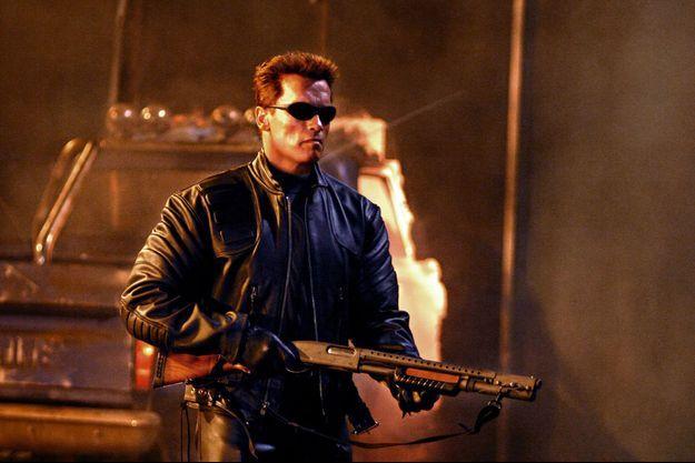 """Le robot dans """"Terminator 3 : Le Soulèvement des machines"""""""