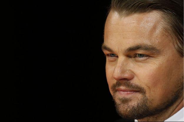 DiCaprio à la cérémonie des BAFTA à Londres en février 2014