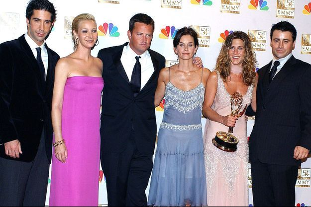 Friends, casting 2002