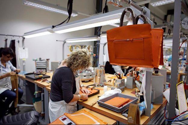 L'atelier Hermès à Seloncourt.