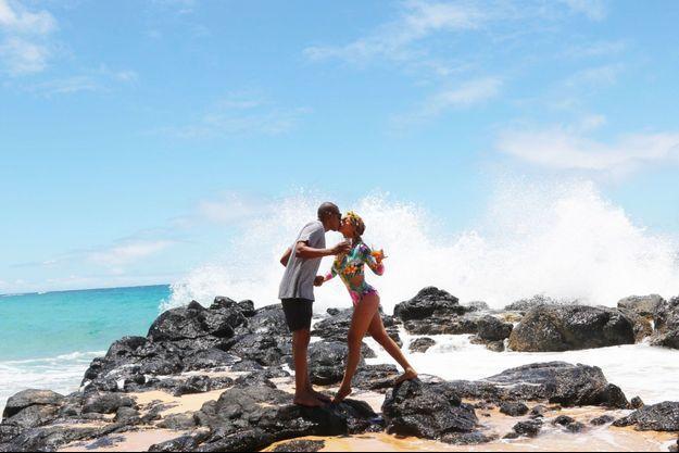Beyoncé et Jay Z en vacances à Hawaii, 2016