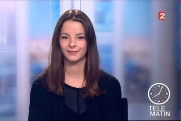 Lucie Bouzigues est décédée d'une rupture d'anévrisme mercredi 1er juillet à Paris.