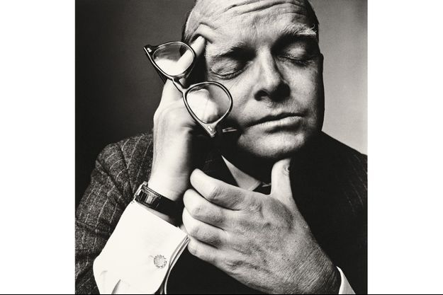 «Truman Capote», New York, 1965.