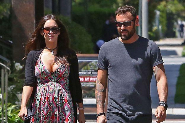 Megan Fox et Brian Austin Green à Santa Monica