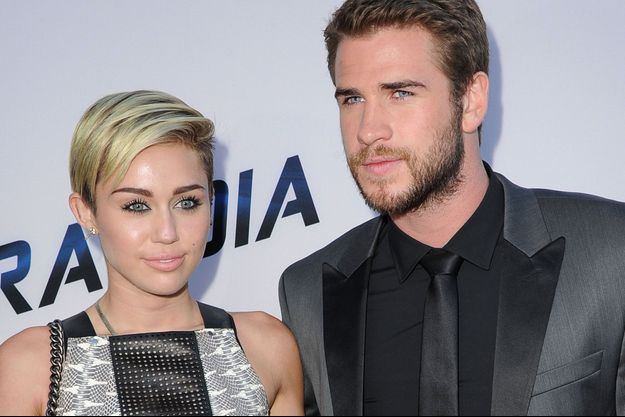 Miley Cyrus et Liam Hemsworth, Los Angeles 2016