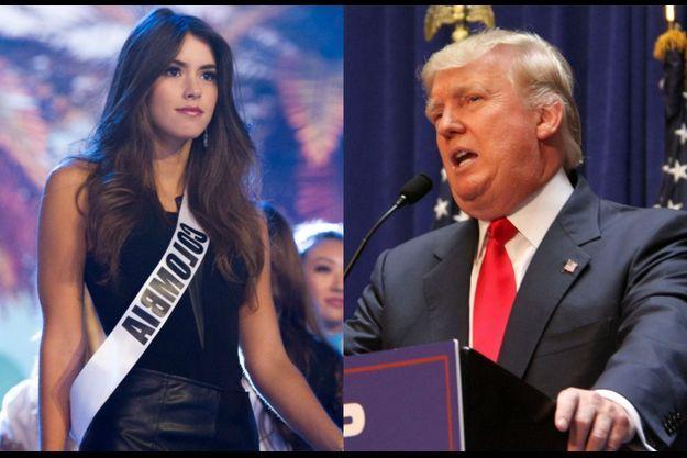 """Miss Univers juge les propos de Trump sur les Mexicains """"injustes et blessants"""""""