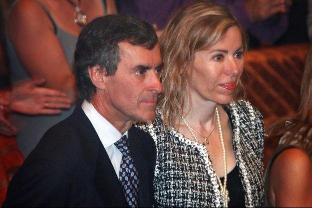 Jérôme et Patricia Cahuzac, en juin 2009 à Villeneuve-sur-Lot. Jérôme Cahuzac vient de faire transférer ses fonds de Suisse à Singapour. L'« afaire » mettra trois ans à éclater.