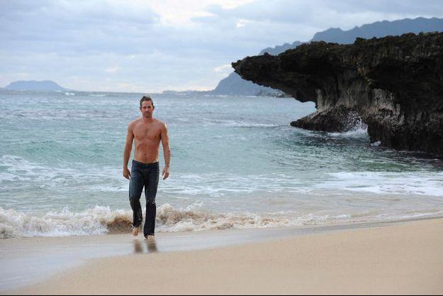 A l'été 2012, à Hawaii. Il aimait la vitesse et la glisse : ce fou de surf, qui, étudiant, avait choisi la biologie marine comme matière principale, ne pouvait pas se passer de la mer.