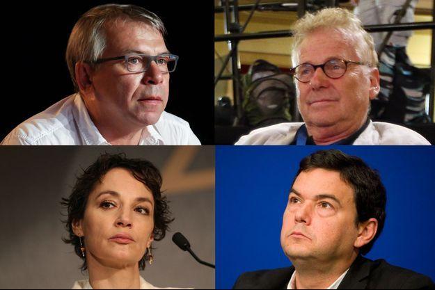 Philippe Torreton, Dany Cohn-Bendit, Jeanne Balibar et Thomas Piketty parmi les signataires de l'appel