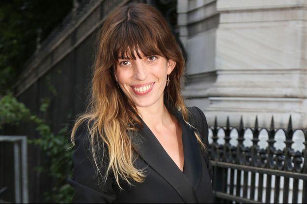 Lou Doillon au Gala Vogue à Paris le 6 juillet dernier.