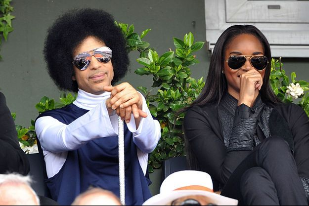 Prince, le 2 juin 2014.