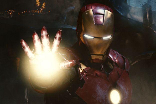 "Image extraite du film ""Iron Man 2""."