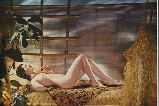 Volupté et érotisme tropical, comme un «avant-goût de paradis».
