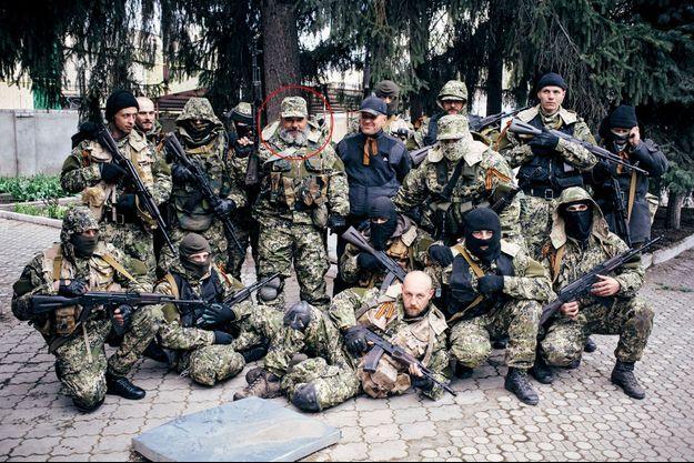 Ce cliché a été utilisé par le département d'État américian comme preuve «d'une connexion entre la Russie et certains militaires armés de l'est de l'Ukraine.»