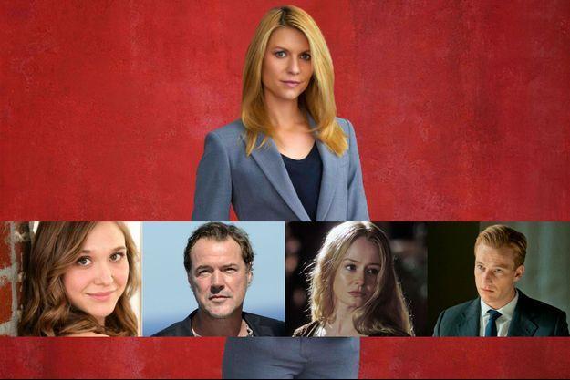 """Sarah Sokolovic, Sebastian Koch, Miranda Otto et Alexander Fehling rejoignent Claire Danes au casting de """"Homeland"""""""
