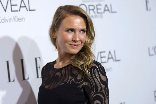 Renée Zellweger à Los Angeles, 2016