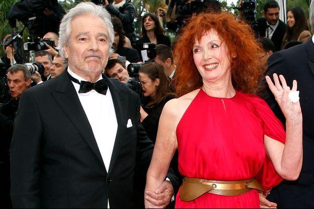 Sabine Azéma et Pierre Arditi