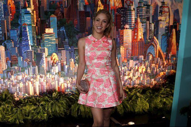 Shakira, 18 février 2016