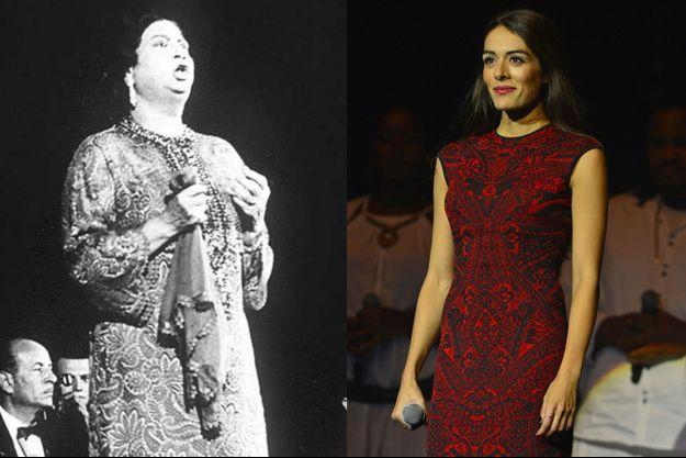 Sofia Essaïdi sera Oum Kalsoum dans un biopic français dont le tournage commence en novembre.