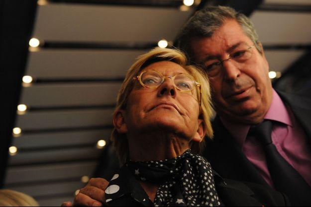 Le couple Balkany, ici en 2011, dans la tourmente