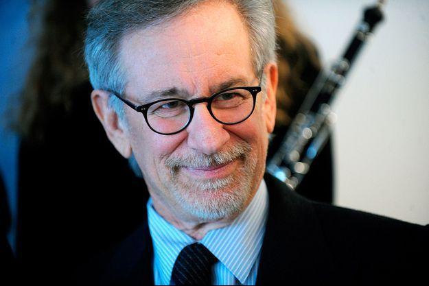 Steven Spielberg enchaîne les projets de films ces derniers temps.