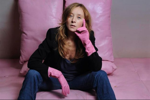 Sylvie Testud a relevé le gant du roman.