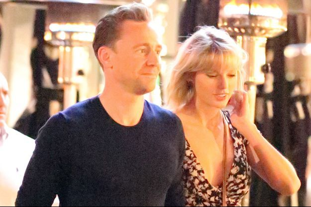 Taylor Swift et Tom Hiddleston à Sidney