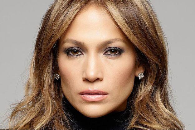"""Jennifer Lopez est le personnage central de la série """"Shades of blue"""""""