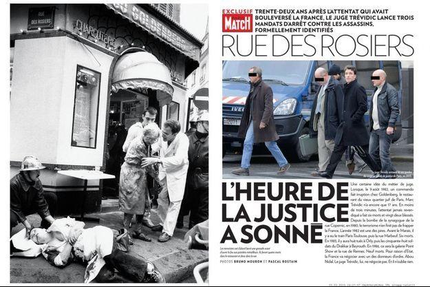 9th August 1982: a commando burst into chez Goldenberg, a restaurant in the old Jewish quarter of Paris