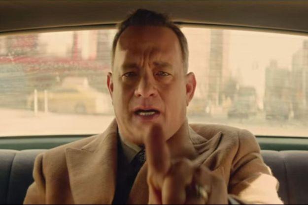 "Tom Hanks est la star du clip ""I really like you""."