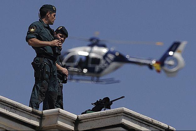 Un homme a enlevé et violé trois fillettes dans un quartier de Madrid (photo d'illustration).