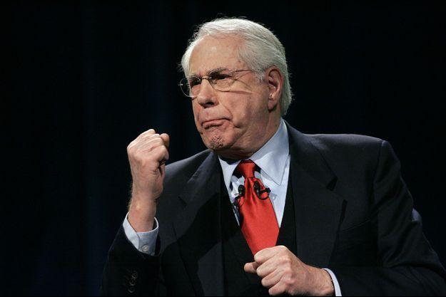 Mike Gravel, l'ancien sénateur bientôt à la tête d'une entreprise vendant du cannabis.