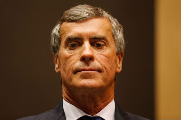 Jérôme Cahuzac à l'Assemblée Nationale le 23 juillet 2013.