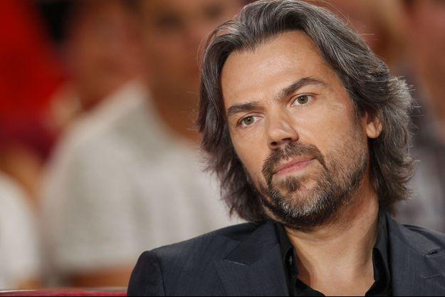 """""""Ça s'est passé d'un commun accord"""", a expliqué Aymeric Caron à propos de son départ de l'émission """"ONPC""""."""