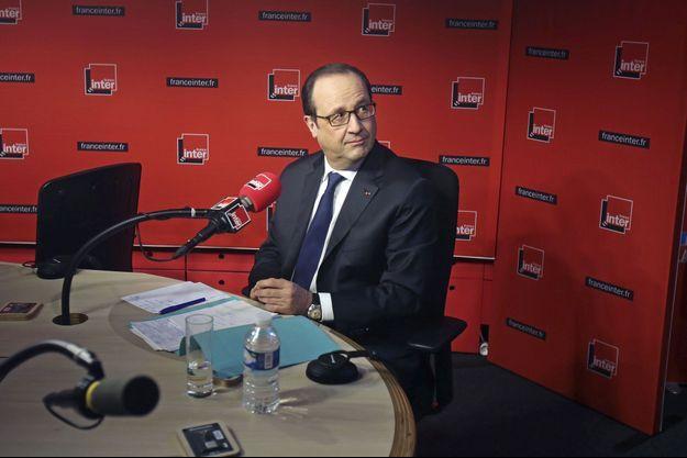 François Hollande a défendu la Loi Macron sur France Inter lundi.