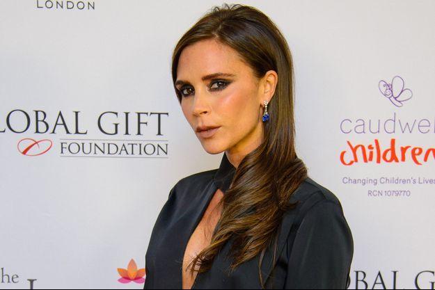 Victoria Beckham assiste à la quatrième édition annuelle du London Global Gift Gala, le19 novembre 2013, à Londres, au Royaume-Uni.