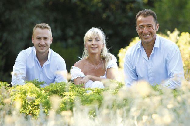 Rocco, Isabelle et Marco Pacchioni, la passion de l'engagement au service des autres et de la santé de tous.