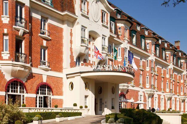 L'histoire du monde dans un lieu mythique : le Westminster Hôtel & Spa du Touquet a 90 ans.