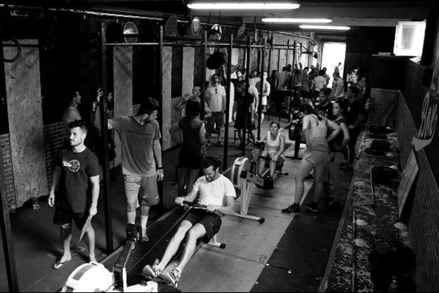 « 197 Box », la salle de sport du changement