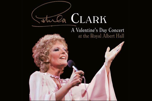 Le coffret « A Valentine's Day Concert » de Petula Clark avec The United Music Foundation.