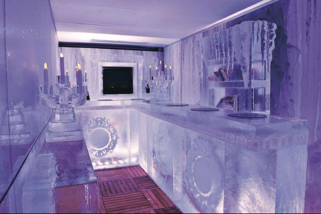 « L'Arctic-Room », le grand frisson d'un plaisir glacé