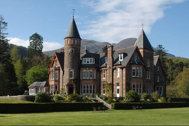 Torridon, le château de la belle des bois
